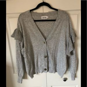 Line and Dot Cardigan